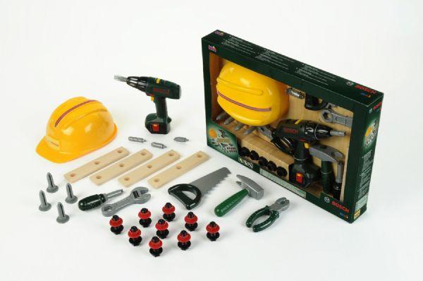 Set de operario bosch de juguete - Caisse a outils enfant ...