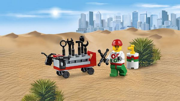 TODO TERRENO 4X4 PLAYMOBIL CITY