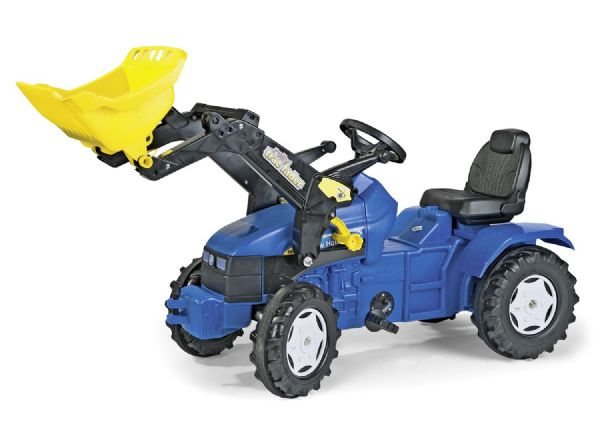 TRACTOR NEW HOLLAND  TM175 CON PALA