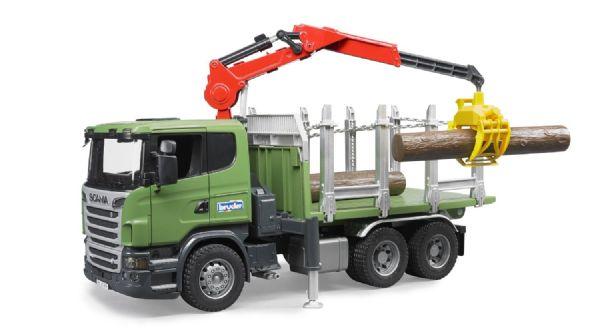 Juguete R Camion Scania De Serie Madera nvmNw80