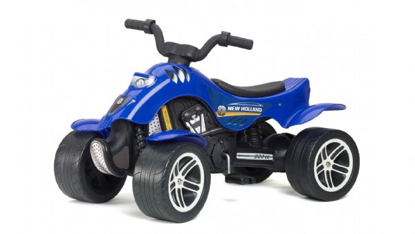 QUAD DE PEDALES NEW HOLLAND