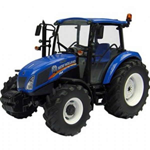 REPLICA TRACTOR NEW HOLLAND T4.75 POWER START