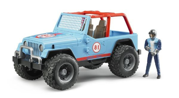 TODOTERRENO JEEP CROSS CON PILOTO