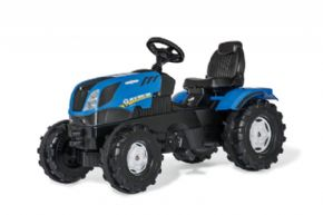 TRACTOR DE PEDALES NEW HOLLAND T7