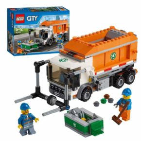 CAMION DE BASURA PLAYMOBIL CITY