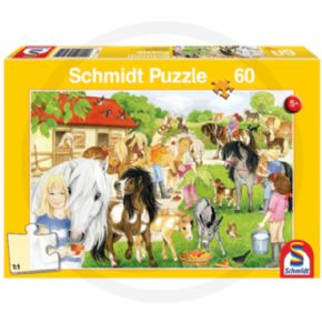 PUZZLE DIVERSION DE PONYS