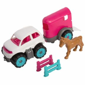 SET MINI DE TRANSPORTE DE PONIES