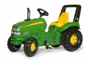 TRACTOR DE PEDALES JOHN DEERE ROLLY TOYS X-Trac