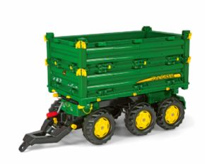 REMOLQUE JOHN DEERE ROLLY MULTI TRAILER