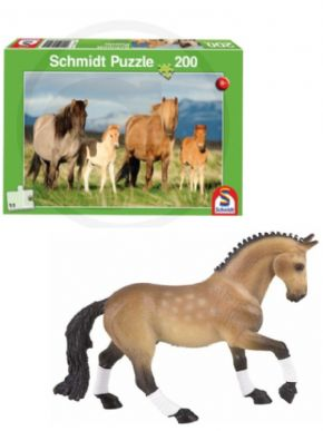 PACK PUZZLE+ANIMAL