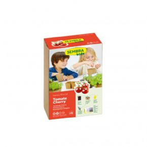 MINI KIT DE CULTIVO TOMATE CHERRY