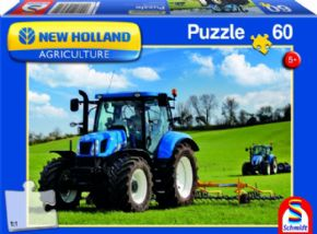 PUZZLE TRACTOR NEW HOLLAND T6AC