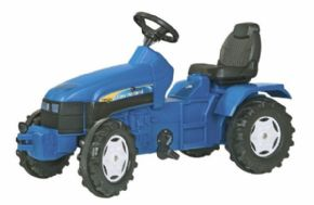 TRACTOR NEW HOLLAND TD5050 DE PEDALES