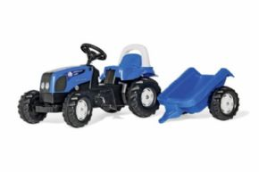 TRACTOR DE PEDALES LANDINI ROLLY TOYS