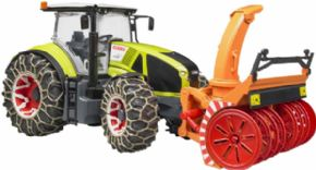 TRACTOR CLASS AXION 950 QUITANIEVES