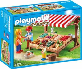MERCADO DE PLAYMOBIL
