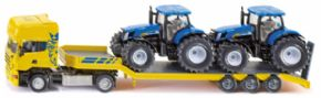 CAMION DE TRACTORES NEW HOLLAND