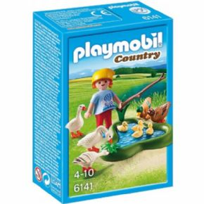 PATOS Y GANSOS PLAYMOBIL
