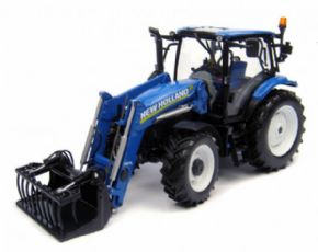 REPLICA TRACTOR NEW HOLLAND T6.140M CON PALA
