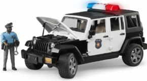 TODOTERRENO JEEP WRANGLE RUBICON POLICIA